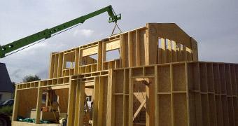 Bois de construction et d'ingénierie bois