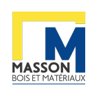 Logo Masson, bois et matériaux à Fougères